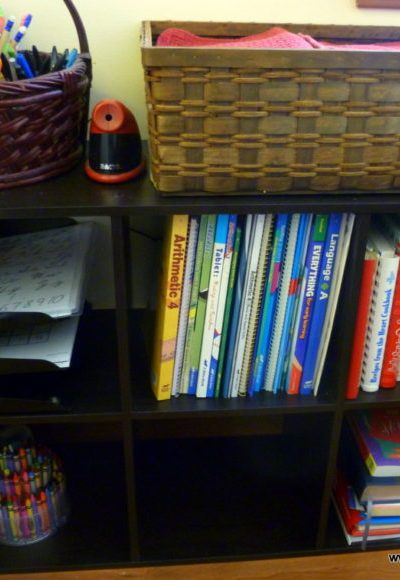 , Office Space Organization, Joyful Homemaking