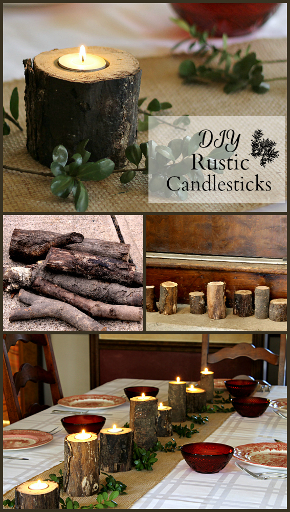 how-to-make-rustic-candlesticks-pin-gardenmatter-com