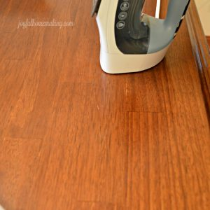 Remove White Spots from Wood