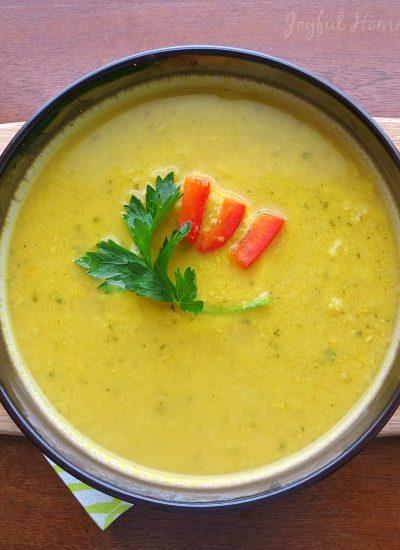 cheddar broccoli soup, Easy Cheddar Broccoli Soup, Joyful Homemaking
