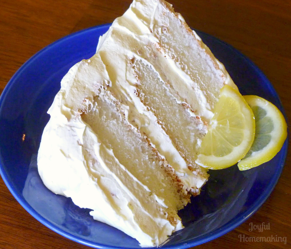 icebox lemon angelfood cake2