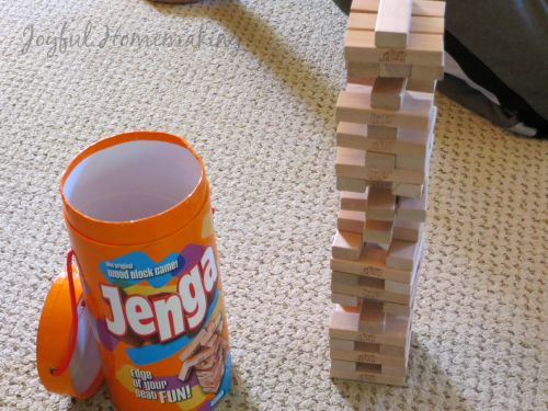 , Family Friendly Games and Activities, Joyful Homemaking