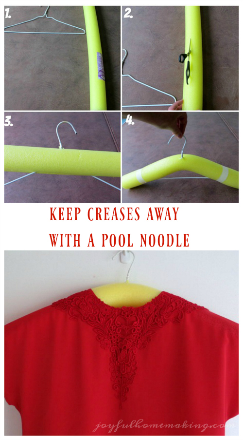 How to Keep Creases Out