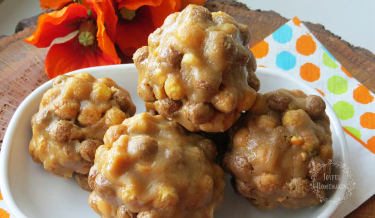 Reese's Puffs Peanut Butter Balls