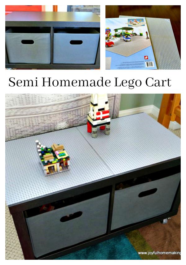DIY Lego Cart