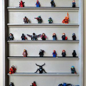 DIY Lego Display Shelf