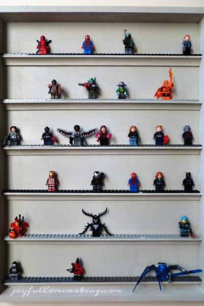 DIY Lego Cart, Lego Table, Joyful Homemaking