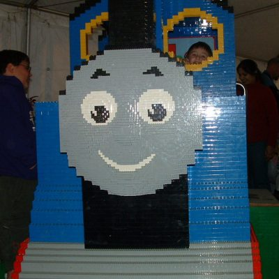 What to do with ALL those Legos
