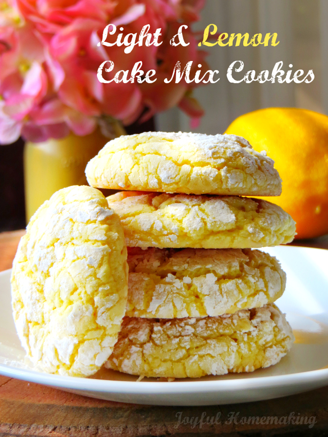 lemon cookies2
