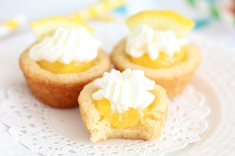 lemon-cream-pie-cookie-cups-23