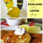 lemon poppyseed pancakes, Lemon Poppy Seed Pancakes,