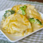 Macaroni and Cheese Pierogies