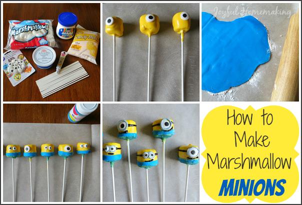 marshmallow minions92