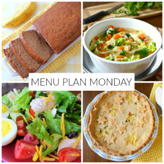 menu plan monday2