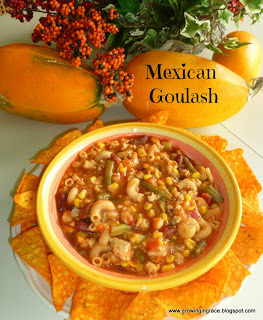 Meal Plan for the Week of October 20th, Joyful Homemaking