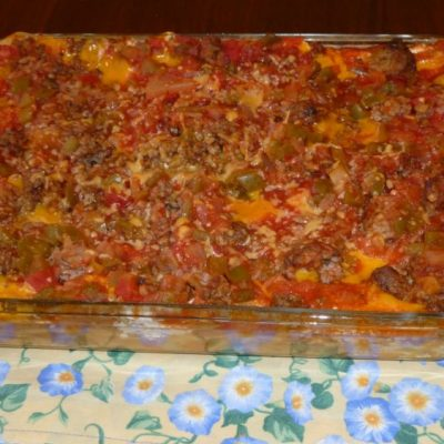 Meal Plan for the Week of October 31, 2011