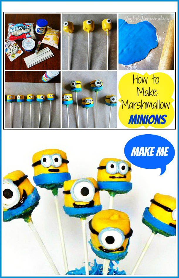 minion marshmallow pops3