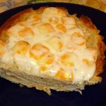 Monterey Jack Cheese and Ranch Bread