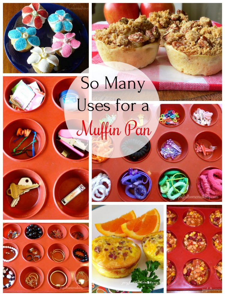 Muffin Pan Uses