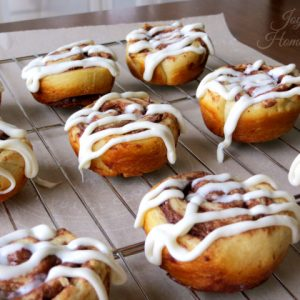 "Nutella ""Cinnamon"" Rolls, Joyful Homemaking"