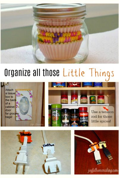 Organize chargers and cords, Organize Your Chargers and Cords, Joyful Homemaking