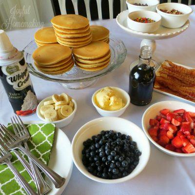 Breakfast For Dinner Recipes
