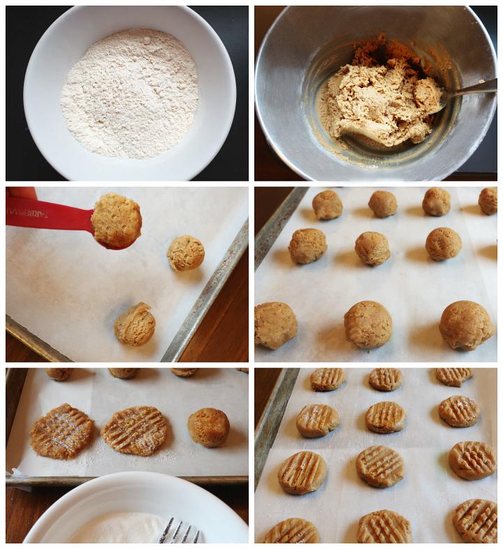 , Peanut Butter Cookies, Joyful Homemaking