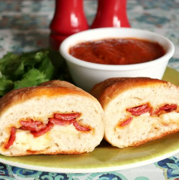 Pepperoni Rolls, Joyful Homemaking