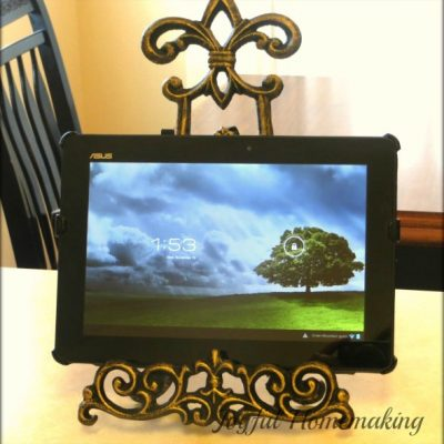 Tablet Stand and More