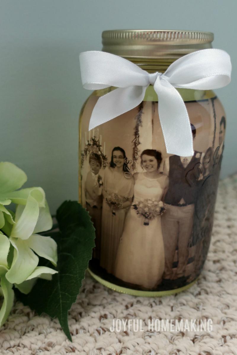 DIY Photo Gift Idea