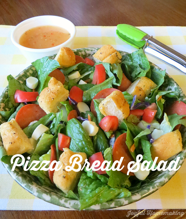 pizza bread salad3