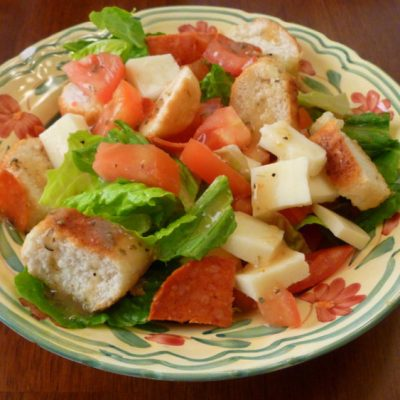 Meal Plan for the Week of August 25th