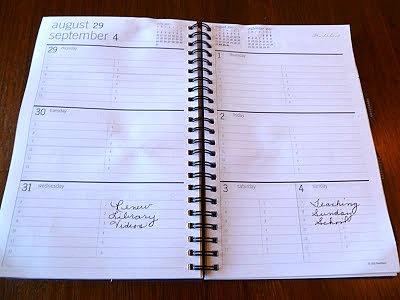 , 5 of my Favorite Organizational Tools, Joyful Homemaking