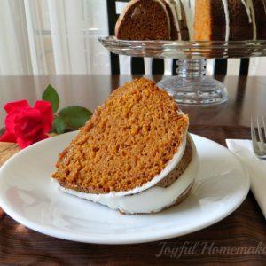 pumpkin cake, Moist Pumpkin Cake,