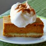 "pumpkin pie, Pumpkin ""Pie"" with a Shortbread Crust,"