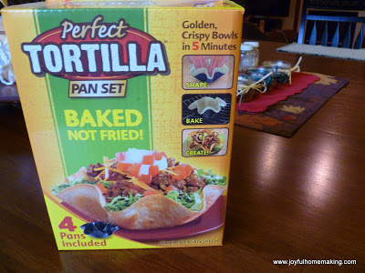", ""Perfect Tortilla Pan"" Review, Joyful Homemaking"