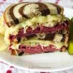 reuben, Grilled Reuben Sandwich,