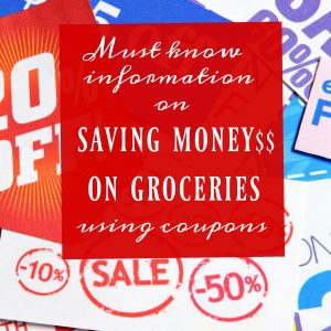 Using Coupons to Save Money on Groceries