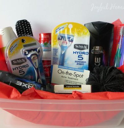 , College Survival Kit, Joyful Homemaking