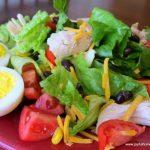 Southwest chicken salad, Southwestern Chicken Salad,