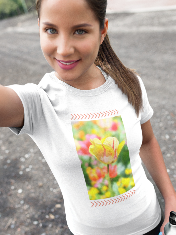 Spring Flower Tshirt