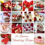 20 Fresh Strawberry Recipes