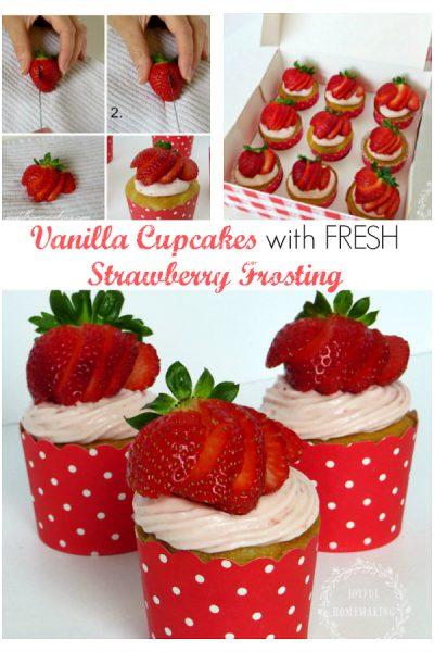 , 20 Fresh Strawberry Recipes, Joyful Homemaking