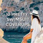 10 Feminine Swimsuit Cover Ups