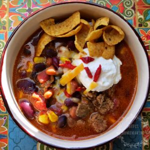 20 Minute Taco Soup