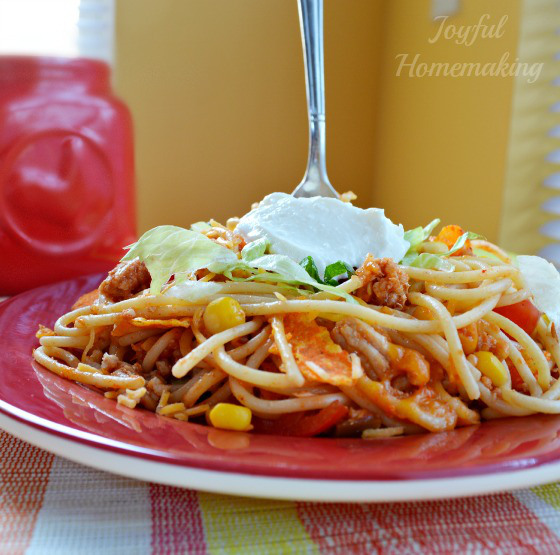 , Easy and Delicious Pasta Dinner Recipes, Joyful Homemaking