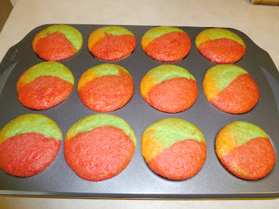 tie dye cupcakes, Tie Dye Cupcakes, Joyful Homemaking