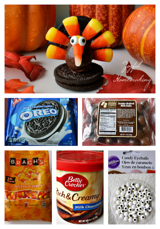 turkey cookies, Turkey Cookies, Joyful Homemaking