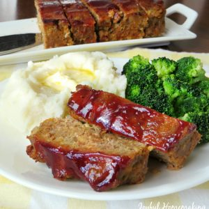turkey meatloaf, Easy Turkey Meatloaf, Joyful Homemaking