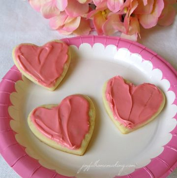 Egg Free Kid Friendly Sugar Cookie Recipe, Joyful Homemaking